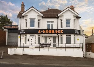A picture of A-Storage Charminster, Bournemouth