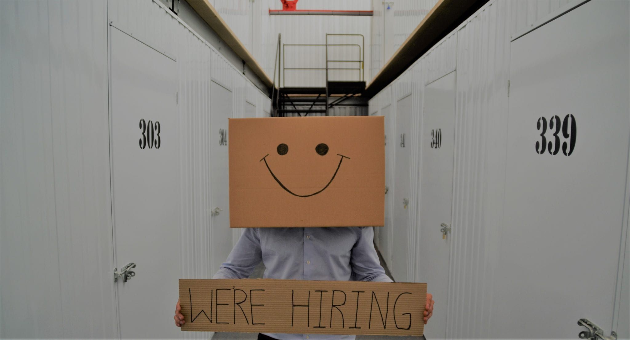 We're hiring a manager