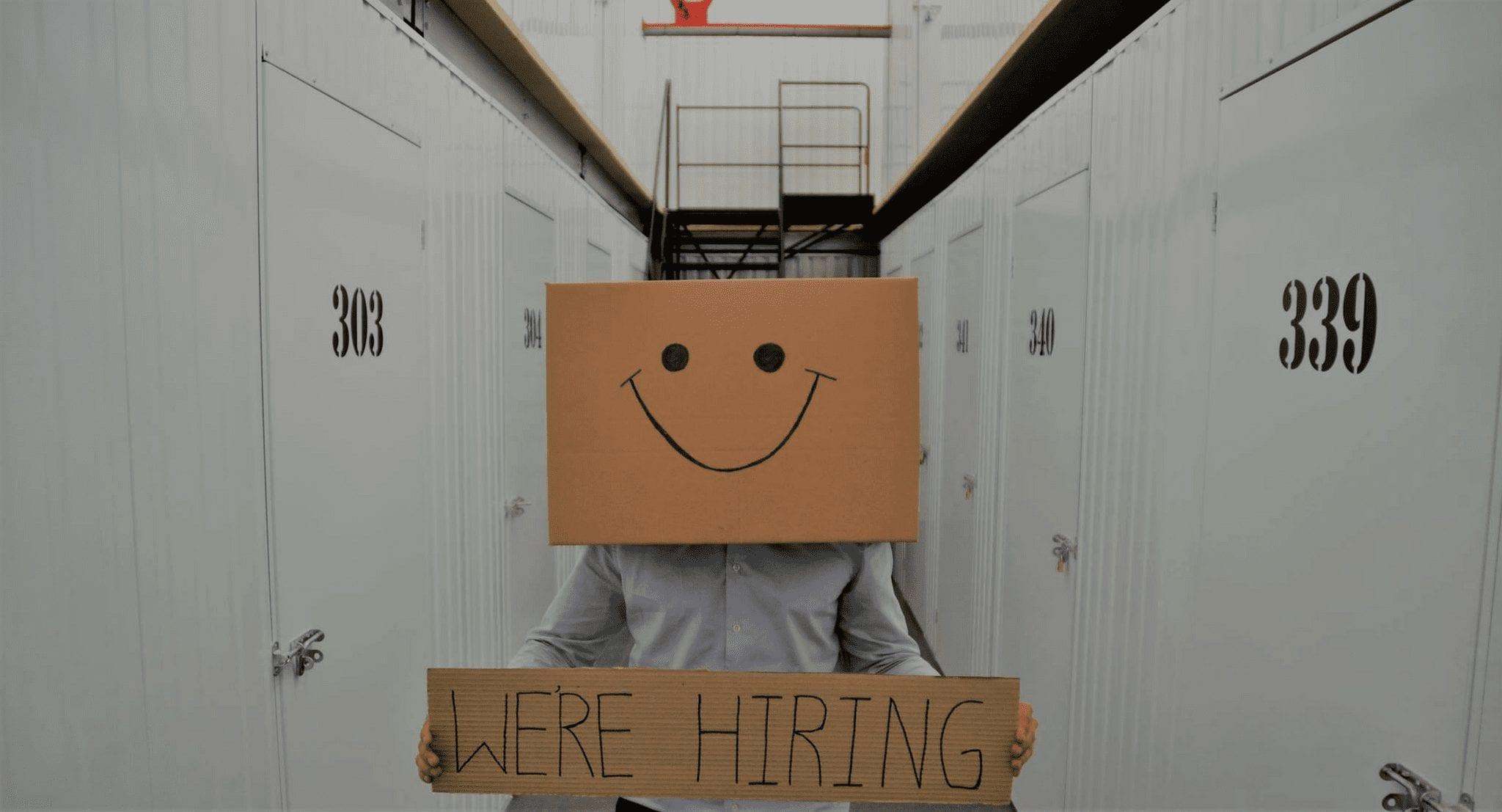 Were hiring header image