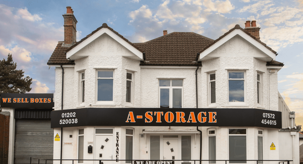 From Derelict Building to Thriving Self-Storage Business!