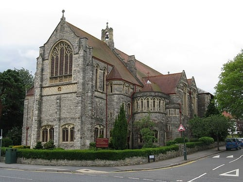 St Albans Church, Charminster, Bournemouth