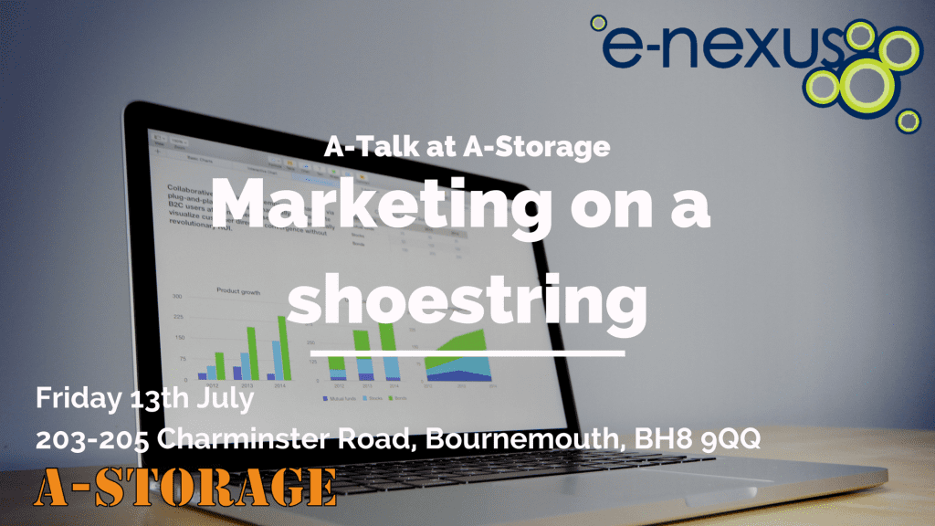 A-Talk: E-Nexus – Marketing on a shoestring