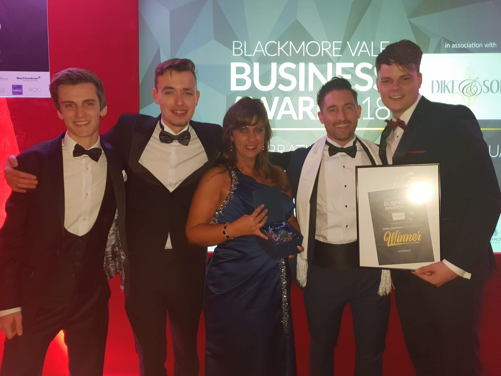 Blackmore Vale Business Awards Winners