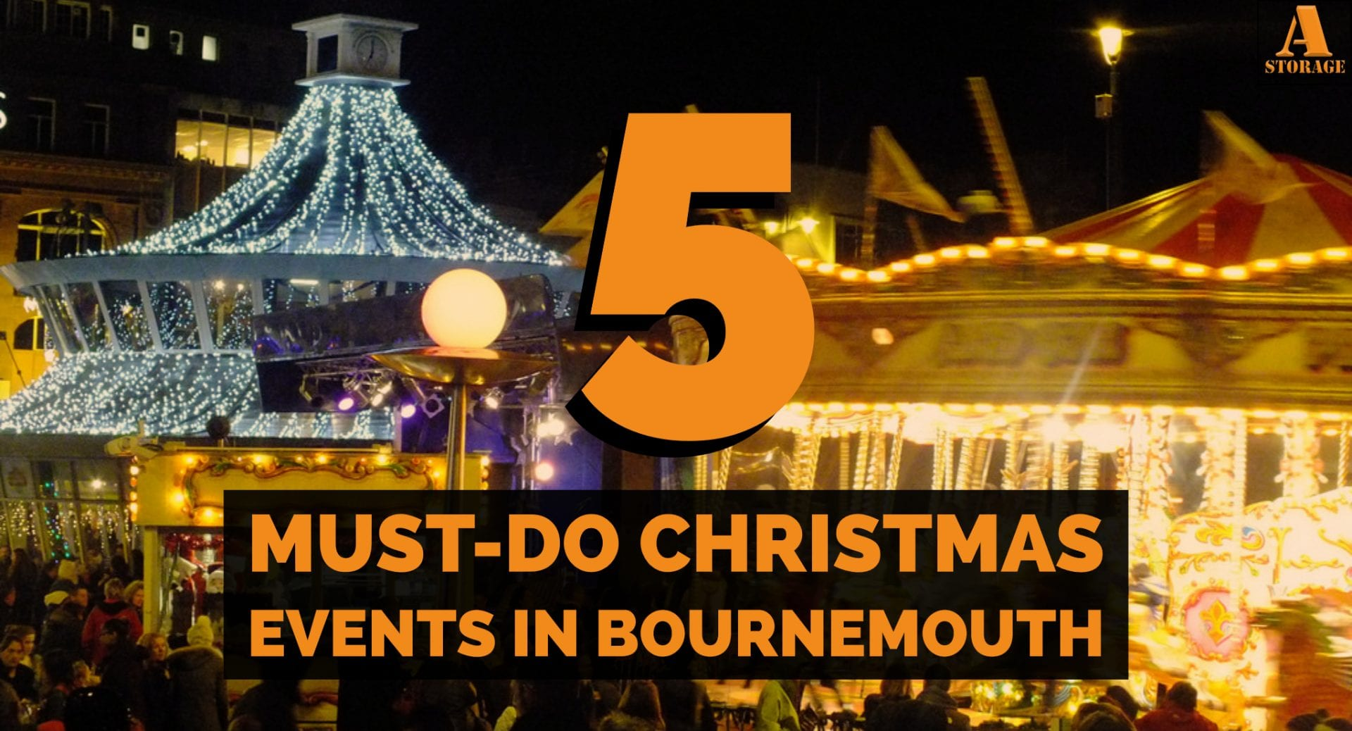 Christmas events in Bournemouth