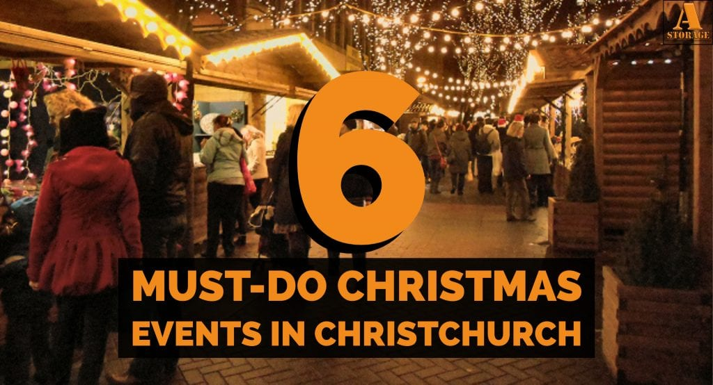6 Must do Christmas events in Christchurch